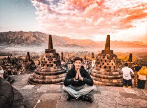 Alba Borobudur