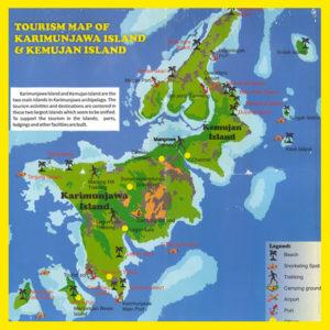 Mappa KariminJawa